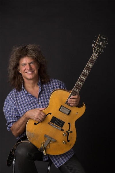 Biglietti per Pat Metheny, koncert / An Evening with Pat Metheny, 03.06.2017 al 19:00 at Gallusova dvorana