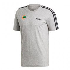 Adidas ESSENTIALS 3-STRIPES TEE z logotipom