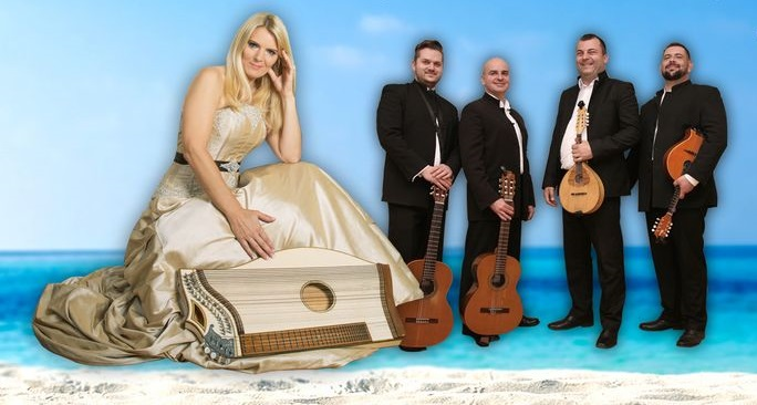 Tickets for KONCERT MEDITERANSKIH PESMI: Tanja Zajc Zupan, Klapa Histri, 19.09.2020 on the 20:00 at Grad Sevnica