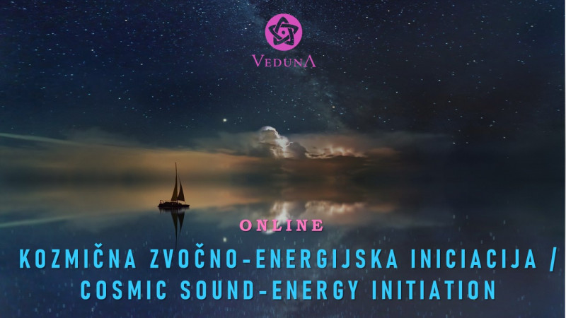 Ulaznice za Veduna cosmic sound-energy initiation - LIVE STREAM, 24.10.2020 u 19:00 u Prenos v živo - Internet