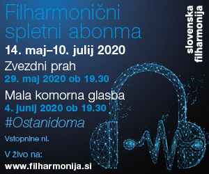 Tickets for Filharmonični spletni abonma: Zvezdni prah, 29.05.2020 on the 19:30 at Kavč #doma
