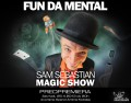 AKCIJA Predpremiera FUN DA MENTAL MAGIC SHOW