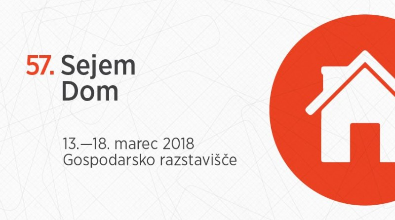 Tickets for Sejem Dom 2018, 13.03.2018 um 08:00 at Gospodarsko razstavišče