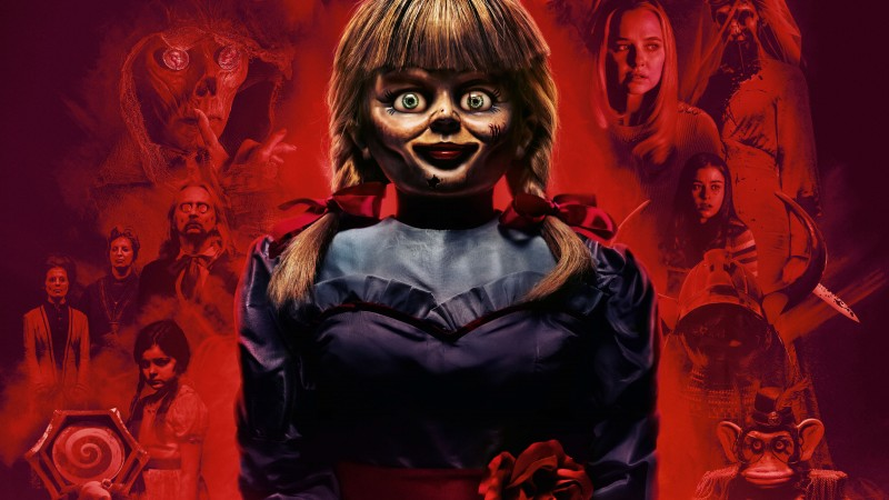 Tickets for Annabelle se vrača, 14.02.2020 on the 19:00 at Filmsko gledališče Idrija