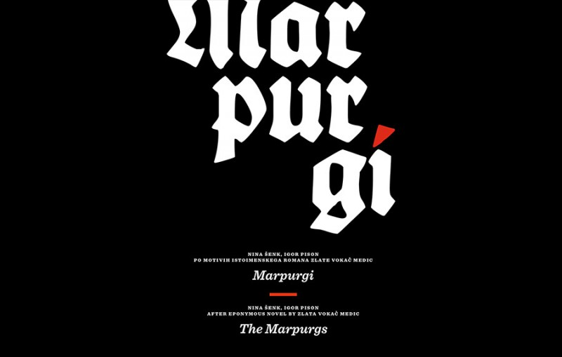 Tickets for MARPURGI, 07.04.2020 um 19:30 at Velika dvorana