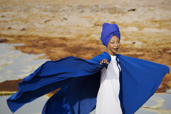 Tickets for FATOUMATA DIAWARA, 03.05.2021 on the 20:00 at Gallusova dvorana, Cankarjev dom - Ljubljana