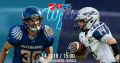 AFL: Silverhawks vs Steelsharks