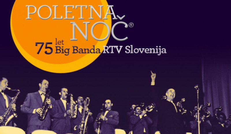 Tickets for POLETNA NOČ, 03.09.2020 on the 20:30 at Kongresni trg, Ljubljana