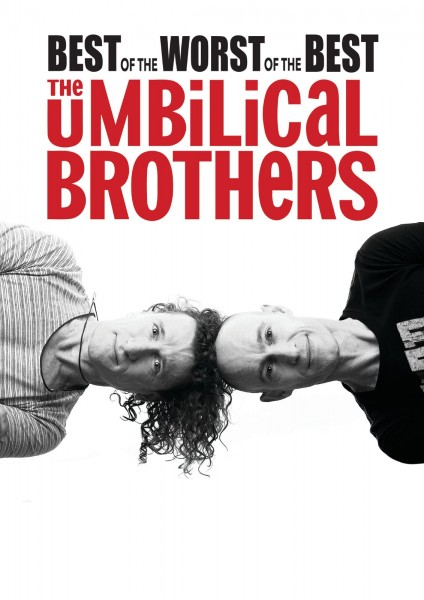 Vstopnice za The Umbilical Brothers: Best of The Worst of The Best of The Umbilical, 01.12.2017 ob 20:00 v SiTi Teater BTC